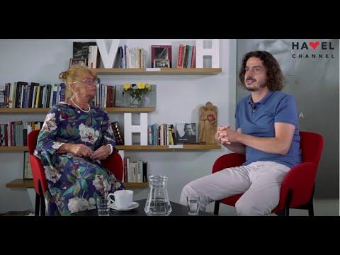 Přehrát video: Otazníky Pavla Hájka | Host: Daňa Horáková