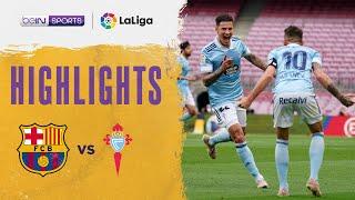 Barcelona 1-2 Celta Vigo Pekan 37