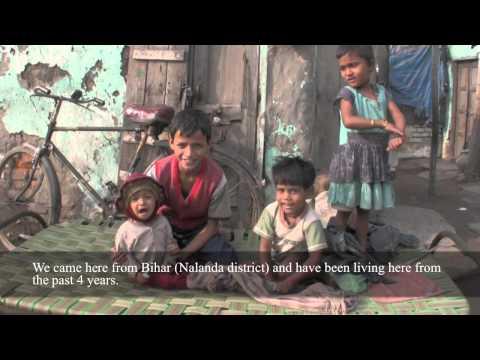 Stemmen uit de sloppenwijk van Delhi