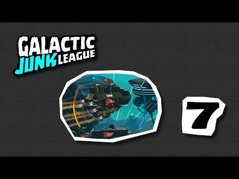 Galactic Junk League #7