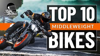 The BEST Middleweight Motorcycles for 2020! *TOP 10!*