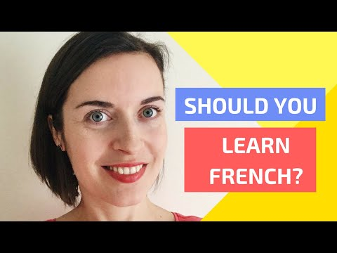 Do you need to learn french? Why?
