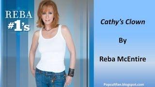 Reba McEntire - Cathy's Clown (Lyrics)