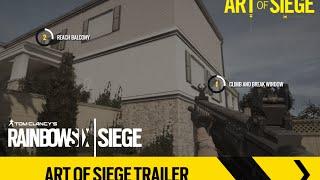 Ubisoft giới thiệu Art of Siege, platform dùng cho chém gió và bàn...