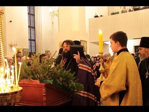 Сын екатерины васильевой в каком храме служит