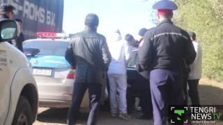 Полицейских задержали в Уральске по подозрению во взятке