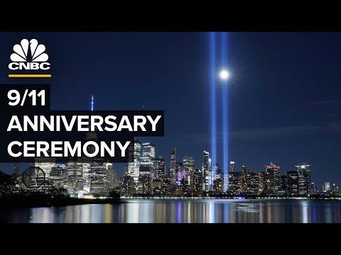 WATCH LIVE: New York City commemorates 9/11 terrorist attacks — 9/11/2020