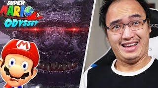IL EST ENCORE LÀ ?!   Super Mario Odyssey #61