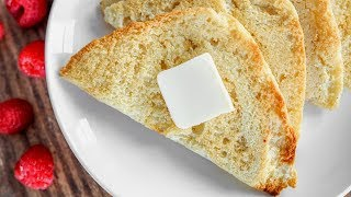 2 MINUTE Keto Bread | How To Make Low Carb Bread For Keto | 1 NET CARB