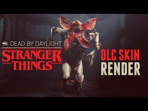 【DBD】怪奇物語DLC皮膚--實驗失敗