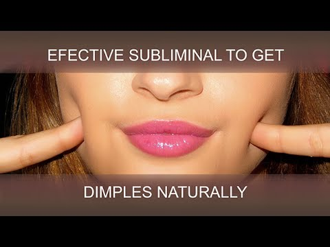 DIMPLES NATURALLY | SuperSubliminaL