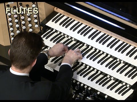 Church Organ Basics