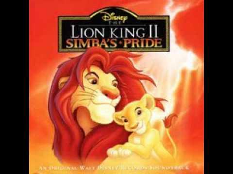12 He Lives In You - El Rey León 2: El Reino de Simba