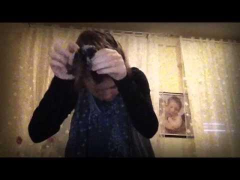 Maschera per capelli da gelatina