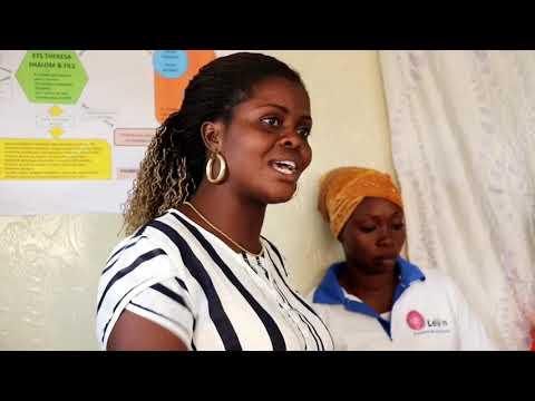 Donner le pouvoir aux Femmes Béninoises, Enabel engagée !  Thérèse OROU ALI, du rêve à la réalité...
