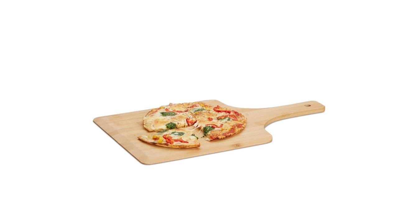 Video von: Pizzaschieber XL Bambus