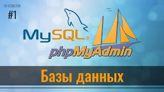 #1 Введение и основные понятия, Базы данных MySQL