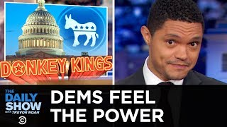 Democrats Plan Their House Takeover and Fire Up THE SUBPOENA CANNON | The Daily Show