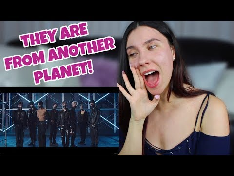 ATEEZ(에이티즈) - 'HALA HALA (Hearts Awakened, Live Alive)' Official MV (Performance Ver.) REACTION