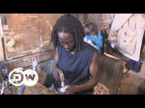 Zimbabwe's young hope for a brighter future | DW English