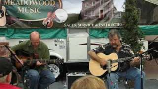 Richard Starkey and Mark Cosgrove - Jimmie's Texas Blues