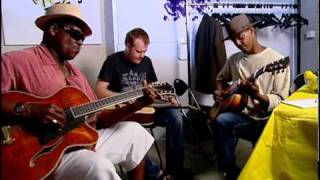 Clive Barnes, Eric Bibb, Taj Mahal - Needed Time