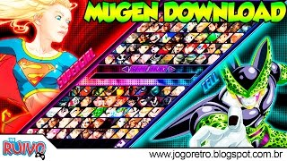 Legacy HD MUGEN 2016 (Street Fighter / Dragon Ball / Marvel Super Heroes / TNMT / King of Fighters)