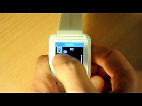 SmartWatch U8 - funkcjonalności