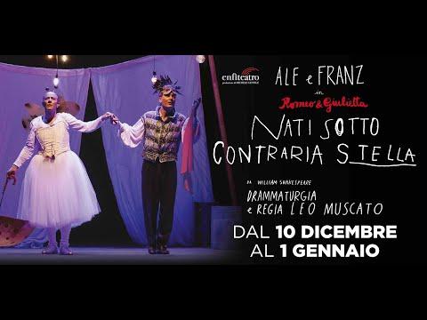 Teatro Manzoni / Video / Ale E Franz Al Teatro Manzoni!