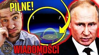 Świat zajęty epidemią a Rosja WPROWADZA BROŃ JĄDROWĄ! | WIADOMOŚCI