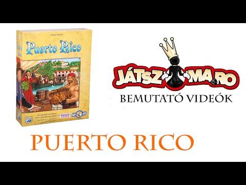 Puerto Rico bemutató - Jatszma.ro