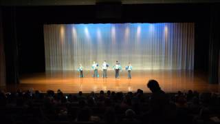 """Lady Marmalade"" (THEN) - LA Dance 2017 Recital"