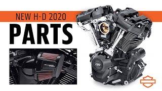 New 2020 H-D Parts