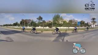 cycling skills with OCTRI champs