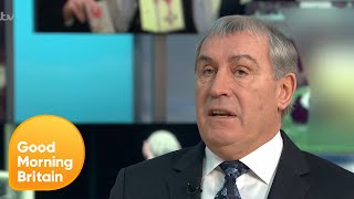 Peter Shilton Opens Up About His Gambling Addiction | Good Morning Britain