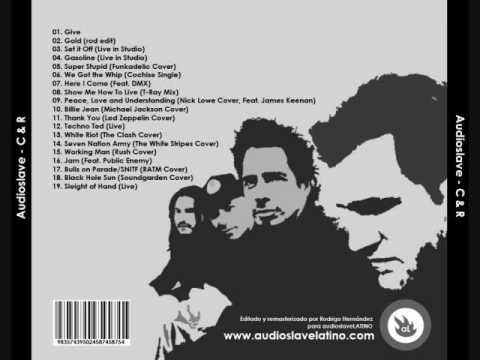 Audioslave ~ Gasoline (Live in Studio)