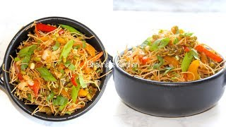 Chinese Bhel Fusion Indo-Chinese Video Recipe | Bhavna's Kitchen