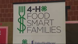 Madison County 4H teaches healthy lifestyles