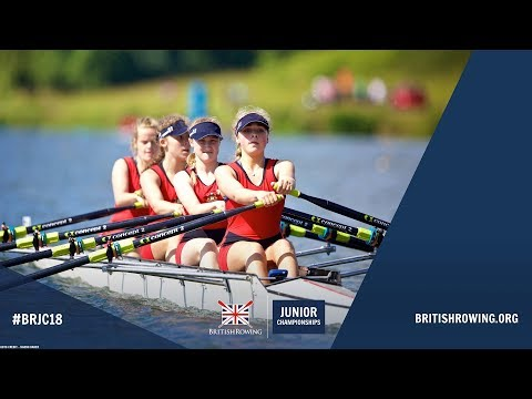 British Rowing | Junior Championships 2018 | Day 1