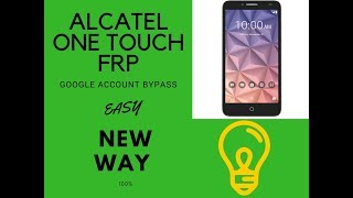 how to bypass google account on alcatel tracfone - Free