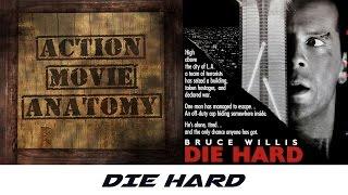 Die Hard (Bruce Willis, Alan Rickman) Review   Action Movie Anatomy