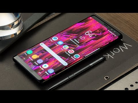 Samsung Galaxy Note 8 Review Mp3