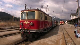 Die Mariazeller-Bahn - ein Blick zurück