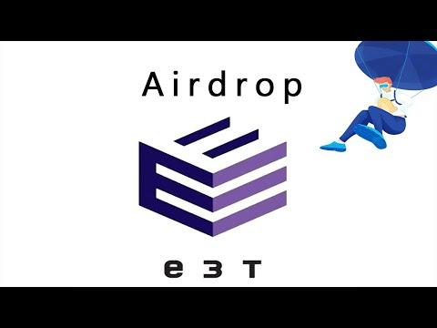 Ganhe 200 moedas E3T ($6) Grátis na Exchange Dcoin !!! 🔍