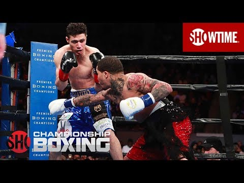 Download Gervonta Davis Stops Hugo Ruiz in Round One | SHOWTIME CHAMPIONSHIP BOXING HD Mp4 3GP Video and MP3