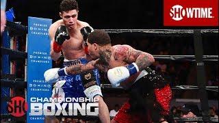 Gervonta Davis Stops Hugo Ruiz in Round One | SHOWTIME CHAMPIONSHIP BOXING