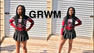 Grwm To Take Cheer Pictures!😚