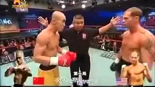 Муай тай vs Шаолинь