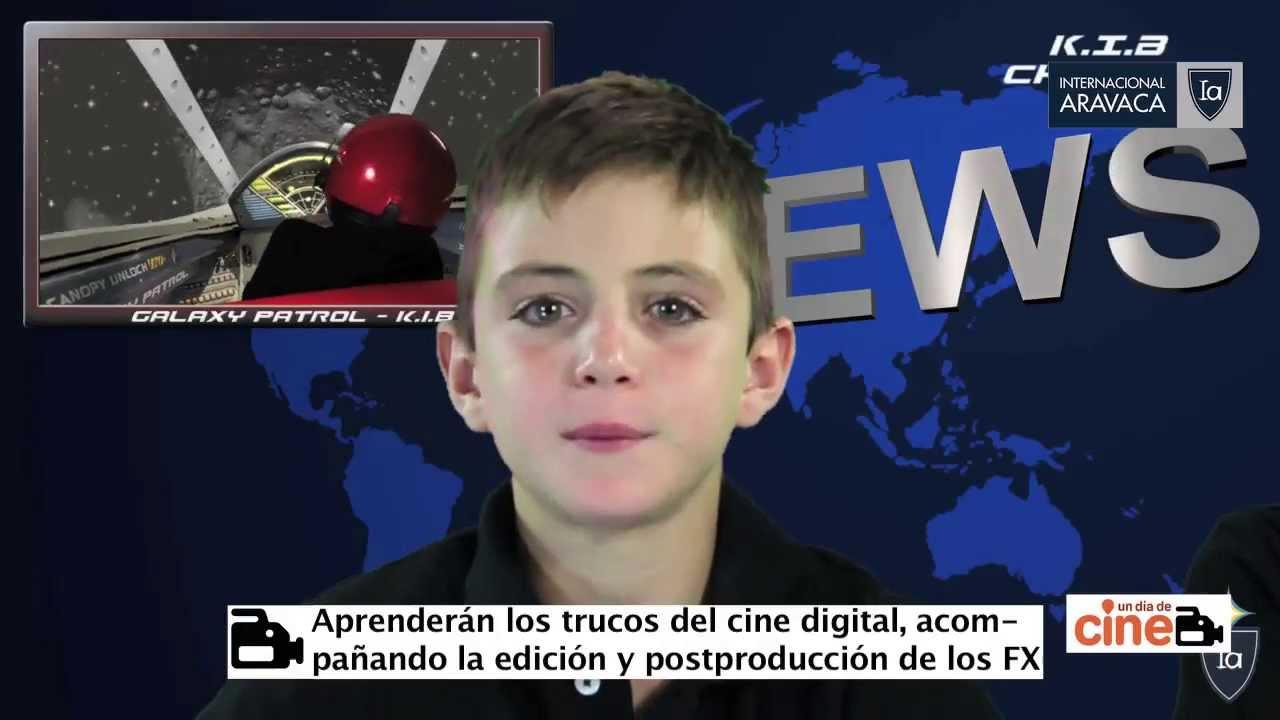 Extraescolar de cine - Colegio Internacional Aravaca