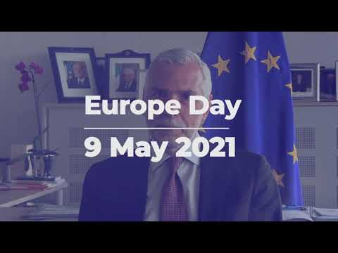 Europe Day - Message SG Sannino